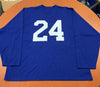 #24 Blue Street Crunch Jersey (NEW) - 2017