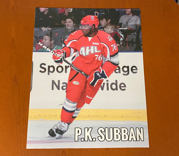 P.K. Subban AHL All-Star Classic 28x22 Photo