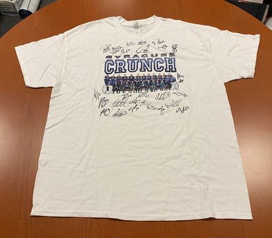 Team Signed T-Shirt - 2015-16