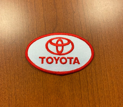 Toyota Patch - 2010-19
