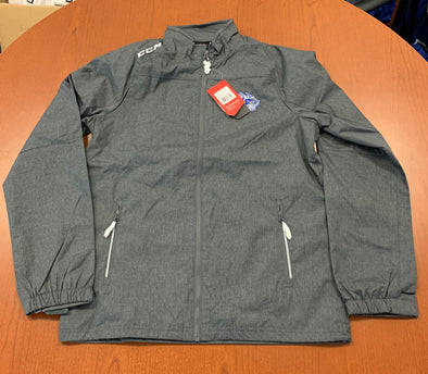 Track Jacket - Grey - Size S (NEW) - 2018-20