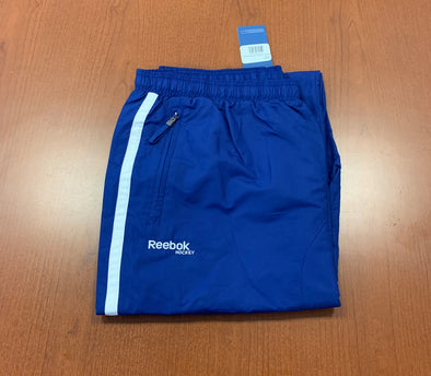 Team Issued Track Pants - Blue Reebook - TB Era (NEW)