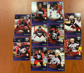 Trading Card Set - 2008-09 Season
