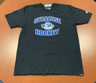 Adidas Syracuse Hockey Tee - Black