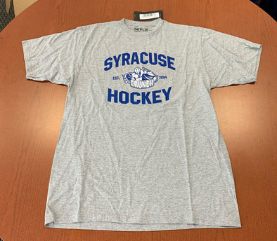 Adidas Syracuse Hockey Tee - Grey