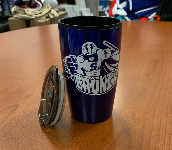 Crunch 14 oz. Travel Tumbler