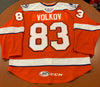 #83 Alexander Volkov Orange Jersey - 2019-20
