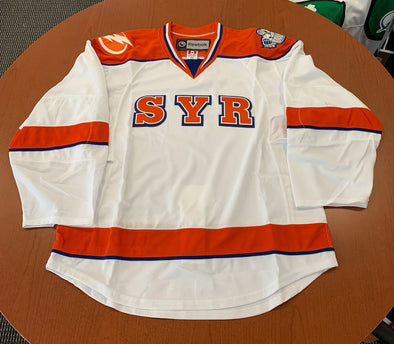 Authentic White SYR Jersey - Tampa Bay Era