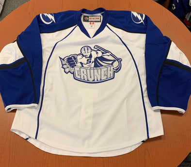 Authentic White Jersey - Tampa Bay Era