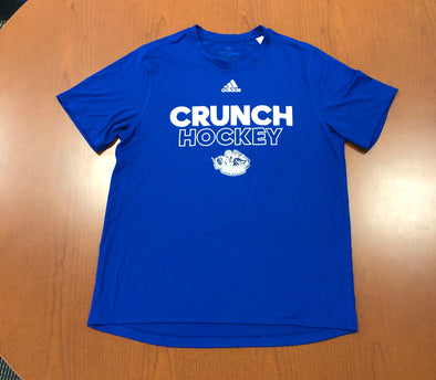 Workout T-Shirt - Blue Adidas (NEW) - 2019-20