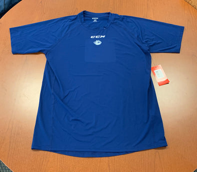 Workout T-Shirt - Blue CCM (NEW) - 2019-20