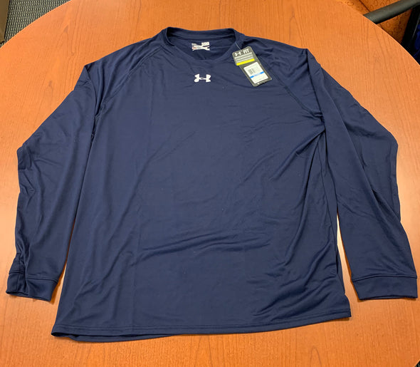 Workout Shirt - Long Sleeve - Under Armour (New)