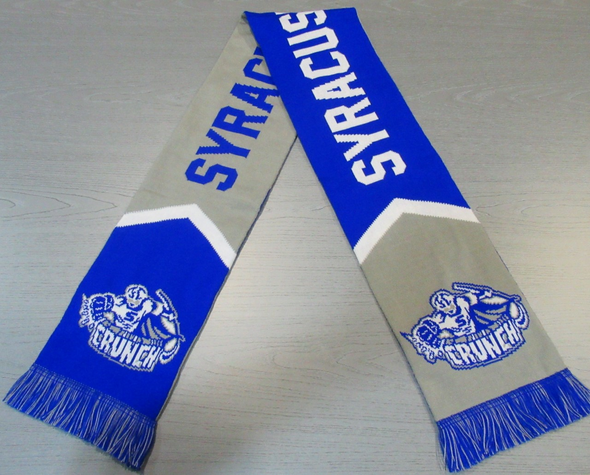 Syracuse Crunch Scarf