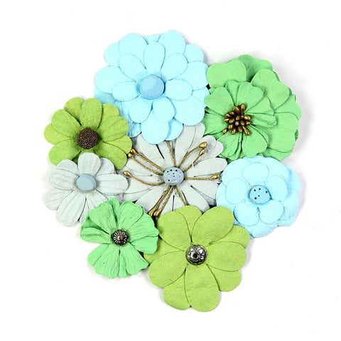 Handmade Flower Symphony Flowers Bubble Gum, 8pcs
