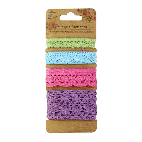 Crochet Trims - French Carnival, 2mt
