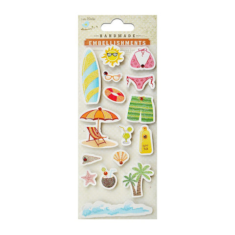 Out In The Beach 16pcs