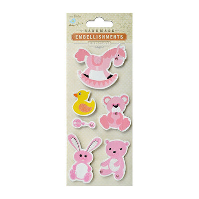 Stuffed Toys Pink 7pcs s