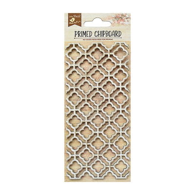 Chipboard Moroccan Design 1Pc Little Birdie