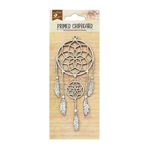 Chipboard Dream Catcher 1pc Little Birdie