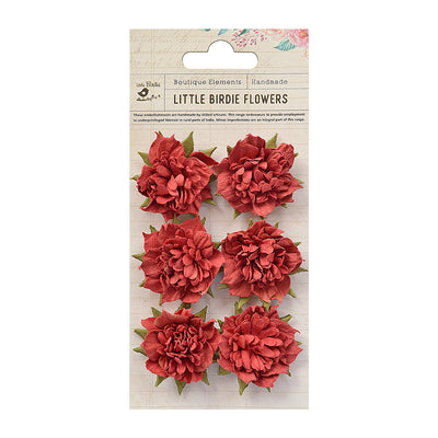 Camila Cherry 6Pc Little Birdie