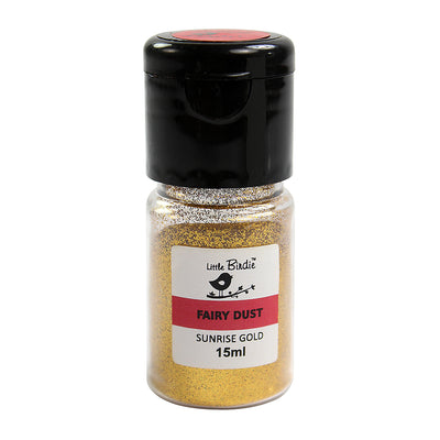 Fairy Dust Sunrise Gold 10gm Little Birdie
