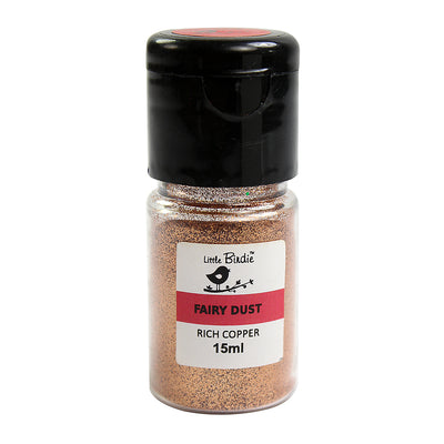 Fairy Dust Rich Copper 10gm Little Birdie
