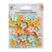 Beaded Blooms Pastel Palette 50Pc Little Birdie