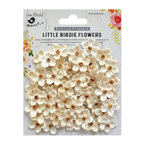 Beaded Blooms Moon Light 50Pc Little Birdie