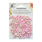Micro Jewlled Florettes Pearl Pink 60Pc Little Birdie