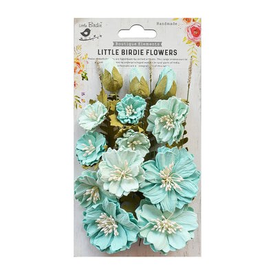 Natalie Arctic Ice 20Pc Little Birdie