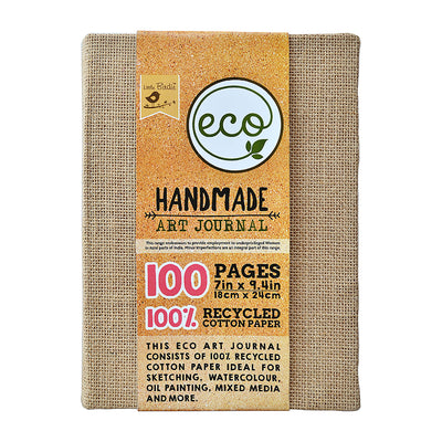 Handmade Art Journal - 7x9.4in, 220gsm, 100 pages