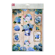 Decoupage Papers A4 - Post Perfect 2Design x  4sheets