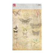 Decoupage Papers A4 - Butterfly Chronicle 2Design x  4sheets
