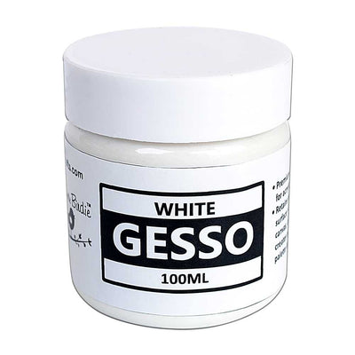 Gesso White 100ml  Little Birdie