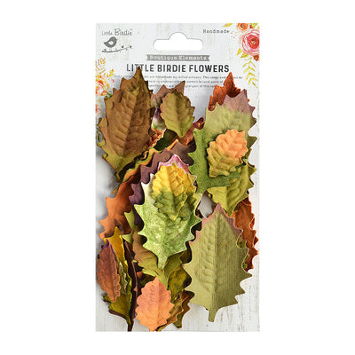 Evergreen Leafage Assorted 36pc