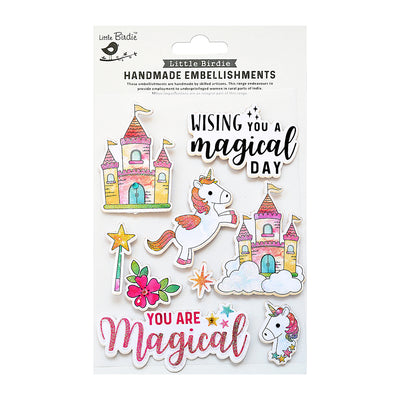 Sticker - Fairy Tale 9pc Little Birdie