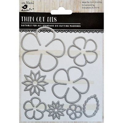 Thin Cut Die- Florentia,8pcs