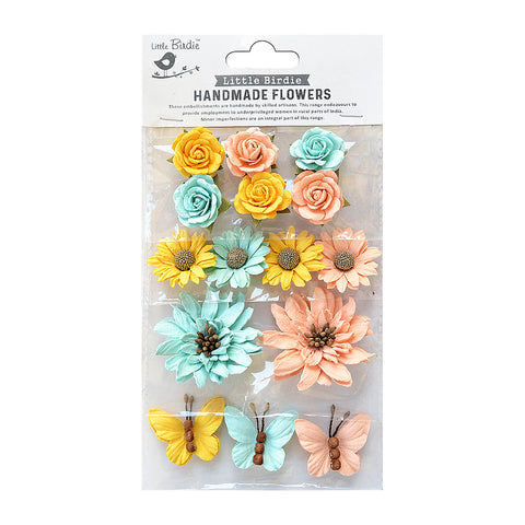 Marina Sunshine And Lemonade 15pc Little Birdie