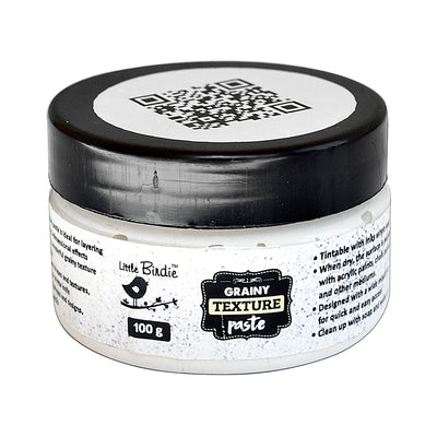 Grainy Texture Paste -100g Little Birdie