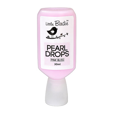 Pearl Drops Pink Bliss 30Ml Little Birdie