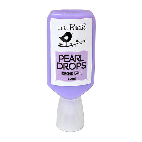 Pearl Drops Orchid Lace 30Ml Little Birdie