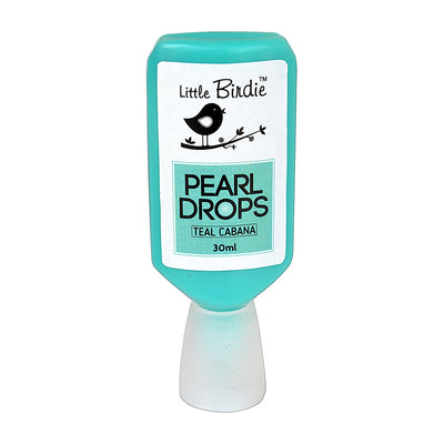 Pearl Drops Teal Cabana 30Ml Little Birdie