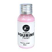 Acrylic pouring Paint Pastel Pink 60ml Little Birdie