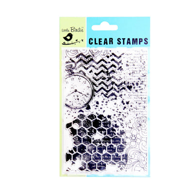 Clear Stamps - Impressions 1pc Little Birdie