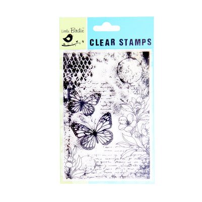 Clear Stamps - Mystique Garden 1pc Little Birdie