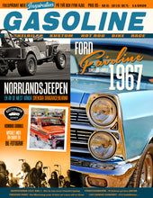 Load image into Gallery viewer, Nr 11 2020 Gasoline Magazine