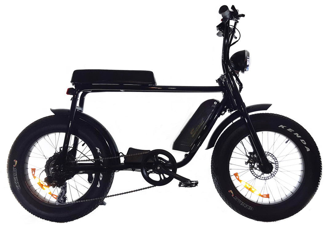 BELIZE SCOUT Electric Bicycle