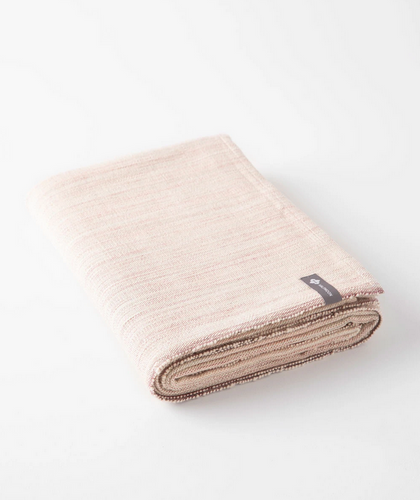 Cotton Yoga Blanket - Melange