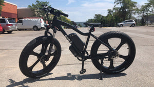 Emmo Electric Bicycle E-Wild GTS *must be picked up in store*