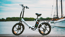 Load image into Gallery viewer, Emmo Foldable Electric Bicycle - F7 *must be picked up in store*